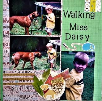 Walking Miss Daisy