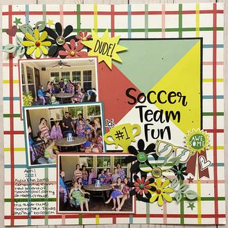 Soccer Team Fun