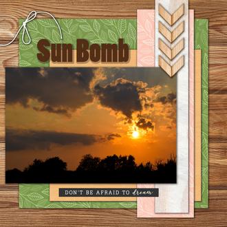 Sun Bomb