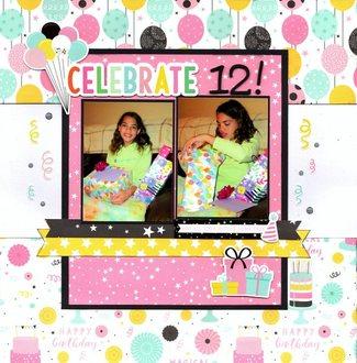 Celebrate 12!