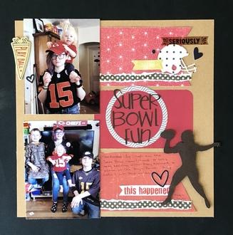 Super Bowl Fun/ Becky Fleck 229