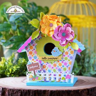 Doodlebug Birdhouse