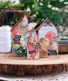 Sweet Little Houses