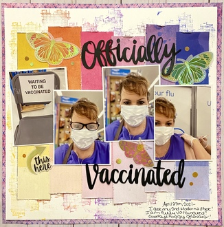 Officially Vaccinated