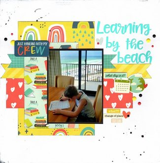 Learning By the Beach