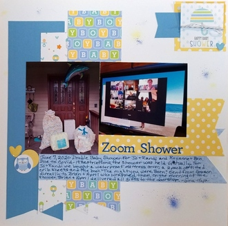 Zoom Shower