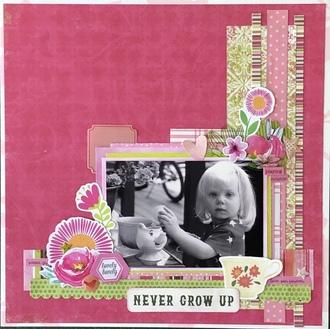 Never Grow Up/ MMC June21 #2