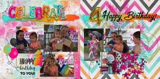 Celebrate 4th Birthday