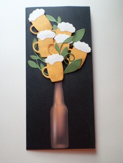 Beer Bouquet
