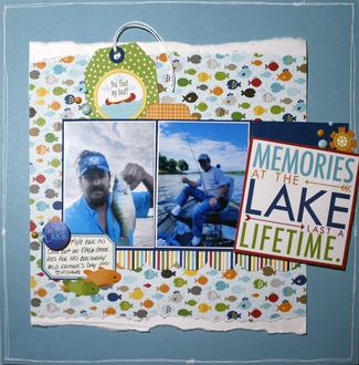 Memories at the lake...
