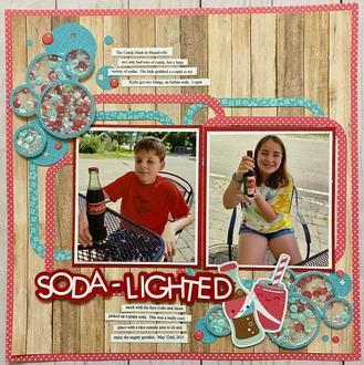 Soda-lighted