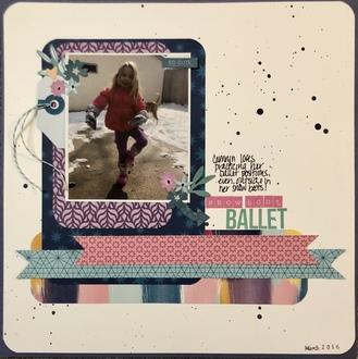 Snow Boot Ballet
