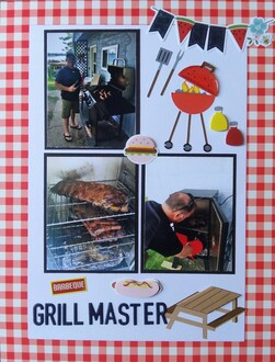 Barbeque Grill Master
