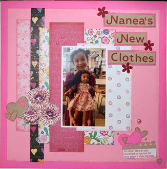 Nanea's New Clothes