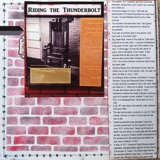 Riding the Thunderbolt