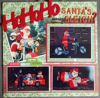 Santa's Sleigh?
