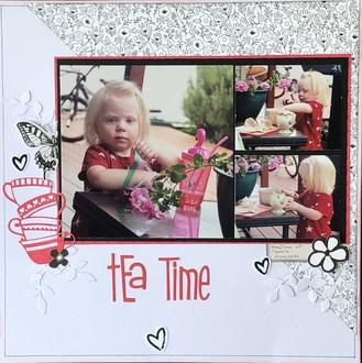 Tea Time/ July Music