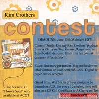 Kim Crother's Contest