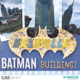 Summer at the Batman Building