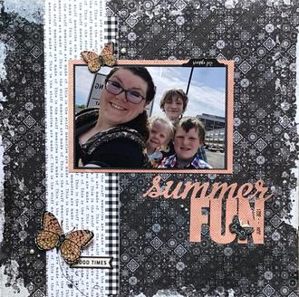 Summer Fun/ Cherry Lift