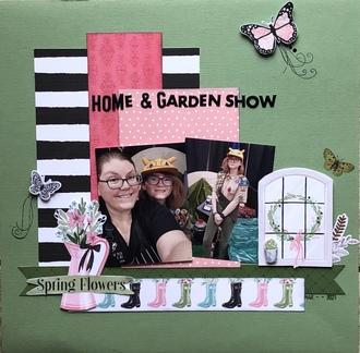 Home & Garden Show/ Make the Cut