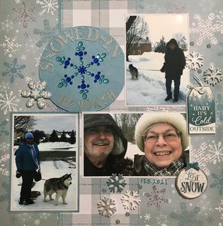 SNOWED-IN UP NORTH