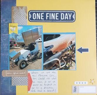One Fine Day