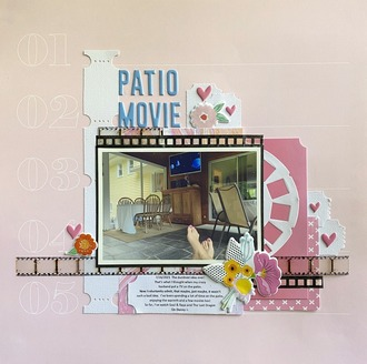 Patio Move
