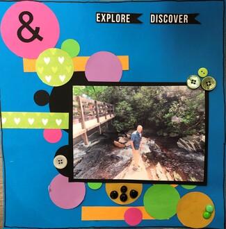 Explore, Discover