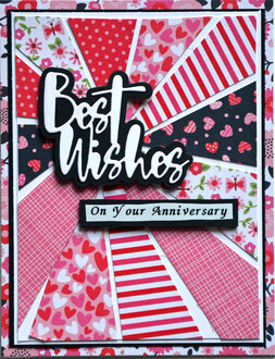 Best Wishes on Your Anniversary