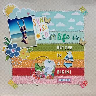 Life is Better in a Bikini