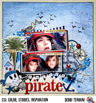 Pretty Pirate