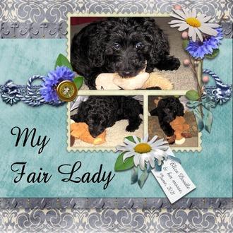 My Fair Lady Eliza