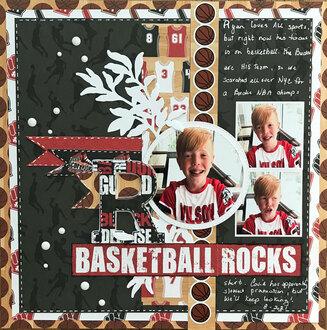 Basketball Rocks