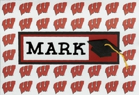 Wisconsin Graduation Card