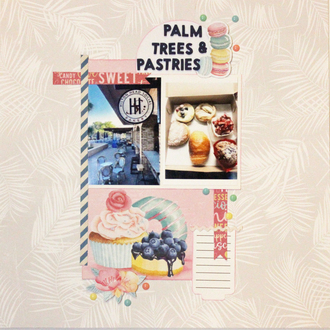 Palm Trees & Pastries