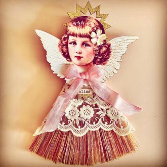 Blissful angel