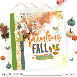 Autumn Leaves and Pumpkins Please!