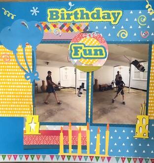 Birthday Fun