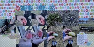 Surprise: Finding Eggs