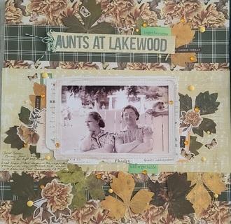 AUNTS (my mood challenge  8/21
