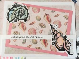 Seashell smiles