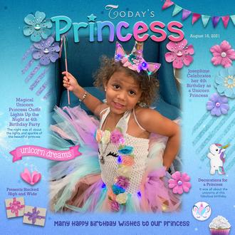 Today's Princess