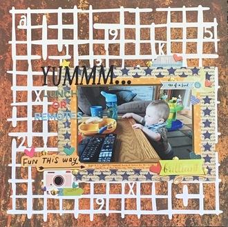YUMMM...Lunch or Remotes