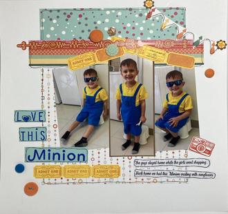 Love This Minion