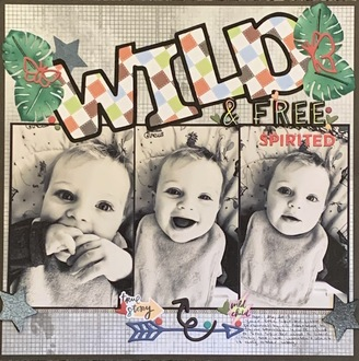 Wild & Free Spirited