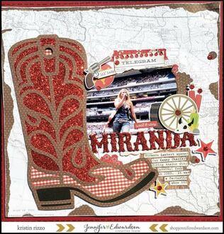 Miranda Concert