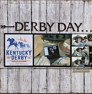 Derby Day...the COVID way