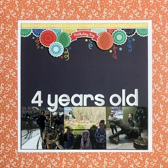 4 Years Old