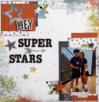 Hey Super Stars